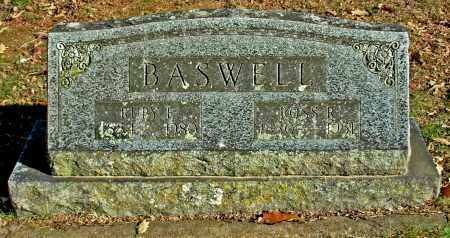 JONES BASWELL, RUBY E. - Cleburne County, Arkansas | RUBY E. JONES BASWELL - Arkansas Gravestone Photos