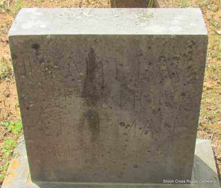 CHAPMAN, INFANT DAUGHTER - Cleburne County, Arkansas | INFANT DAUGHTER CHAPMAN - Arkansas Gravestone Photos