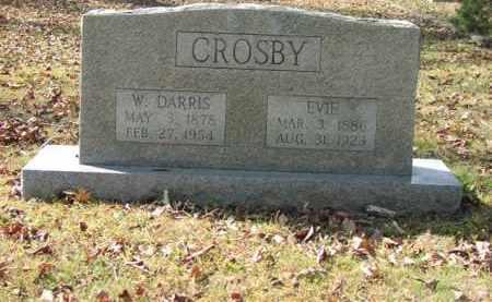 FERGUSON CROSBY, EVIE A - Cleburne County, Arkansas | EVIE A FERGUSON CROSBY - Arkansas Gravestone Photos