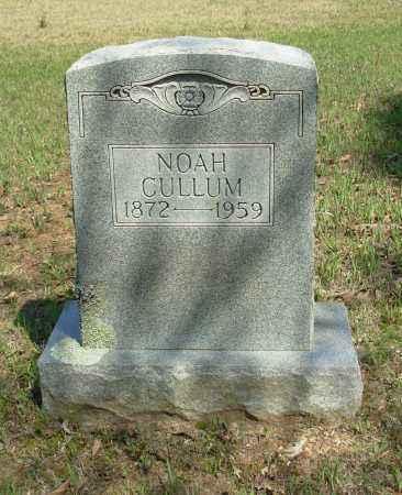 CULLUM, NOAH - Cleburne County, Arkansas   NOAH CULLUM - Arkansas Gravestone Photos