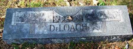 DELOACH, ETHEL L - Cleburne County, Arkansas   ETHEL L DELOACH - Arkansas Gravestone Photos
