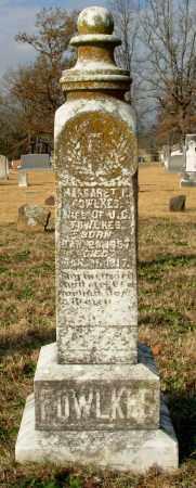FOWLKES, MARGARET P - Cleburne County, Arkansas   MARGARET P FOWLKES - Arkansas Gravestone Photos