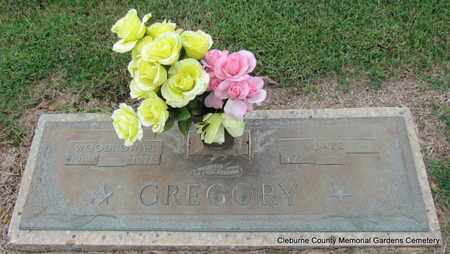 GREGORY, WOODROW W - Cleburne County, Arkansas | WOODROW W GREGORY - Arkansas Gravestone Photos