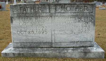 TURNEY, HENRIETTA - Cleburne County, Arkansas | HENRIETTA TURNEY - Arkansas Gravestone Photos