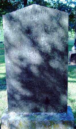 HARTON, DR. JOHN J. - Cleburne County, Arkansas | DR. JOHN J. HARTON - Arkansas Gravestone Photos