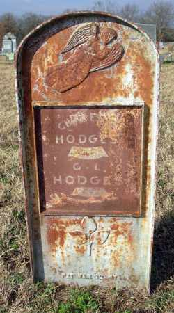 HODGES, CHARLES G. - Cleburne County, Arkansas | CHARLES G. HODGES - Arkansas Gravestone Photos