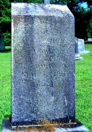 HOEFT, AUGUST - Cleburne County, Arkansas | AUGUST HOEFT - Arkansas Gravestone Photos