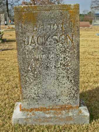 JACKSON, DALTON - Cleburne County, Arkansas | DALTON JACKSON - Arkansas Gravestone Photos