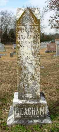 MEACHAM, CHARLES O. - Cleburne County, Arkansas   CHARLES O. MEACHAM - Arkansas Gravestone Photos