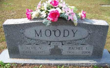 MOODY, ALVIE V - Cleburne County, Arkansas | ALVIE V MOODY - Arkansas Gravestone Photos