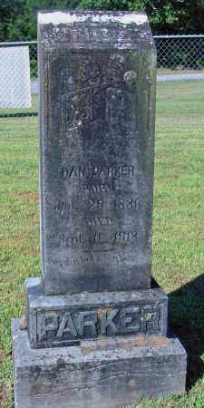 PARKER, DAN - Cleburne County, Arkansas | DAN PARKER - Arkansas Gravestone Photos