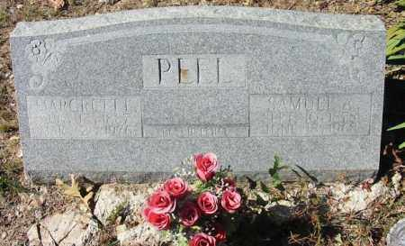 PEEL, SAMUEL ALBERT - Cleburne County, Arkansas | SAMUEL ALBERT PEEL - Arkansas Gravestone Photos