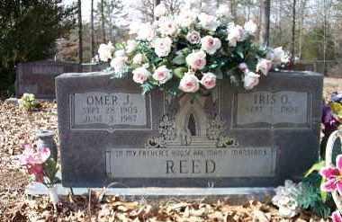 SUTHERLAND REED, IRIS - Cleburne County, Arkansas   IRIS SUTHERLAND REED - Arkansas Gravestone Photos