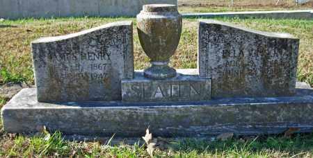SLATEN, ELLA VINSON - Cleburne County, Arkansas | ELLA VINSON SLATEN - Arkansas Gravestone Photos