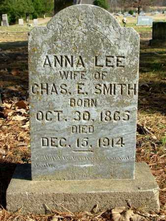 SMITH, ANNA LEE - Cleburne County, Arkansas | ANNA LEE SMITH - Arkansas Gravestone Photos