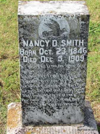 SMITH, NANCY D - Cleburne County, Arkansas | NANCY D SMITH - Arkansas Gravestone Photos