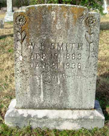 SMITH, W. F. - Cleburne County, Arkansas   W. F. SMITH - Arkansas Gravestone Photos