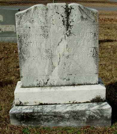STARK, LAURA - Cleburne County, Arkansas | LAURA STARK - Arkansas Gravestone Photos