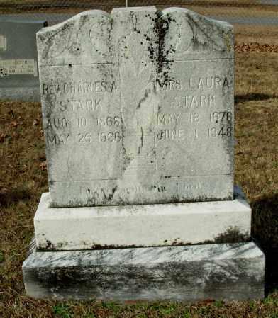STARK, LAURA - Cleburne County, Arkansas   LAURA STARK - Arkansas Gravestone Photos