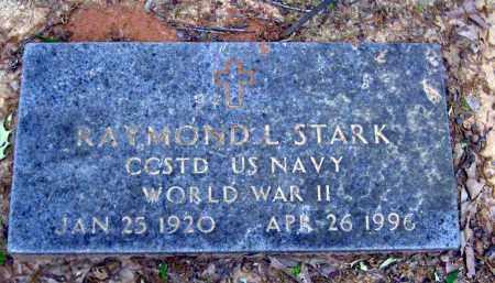 STARK (VETERAN WWII), RAYMOND L - Cleburne County, Arkansas | RAYMOND L STARK (VETERAN WWII) - Arkansas Gravestone Photos