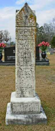 SWAFFAR, EMMETT A. - Cleburne County, Arkansas   EMMETT A. SWAFFAR - Arkansas Gravestone Photos