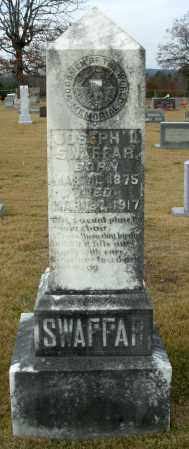 SWAFFAR, JOSEPH L. - Cleburne County, Arkansas | JOSEPH L. SWAFFAR - Arkansas Gravestone Photos