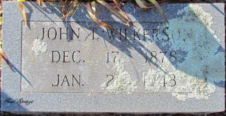 WILKERSON, JOHN T - Cleburne County, Arkansas | JOHN T WILKERSON - Arkansas Gravestone Photos