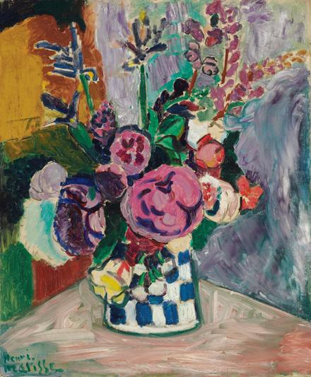 » Henri Matisse – Les Pivoines – Christie's ...