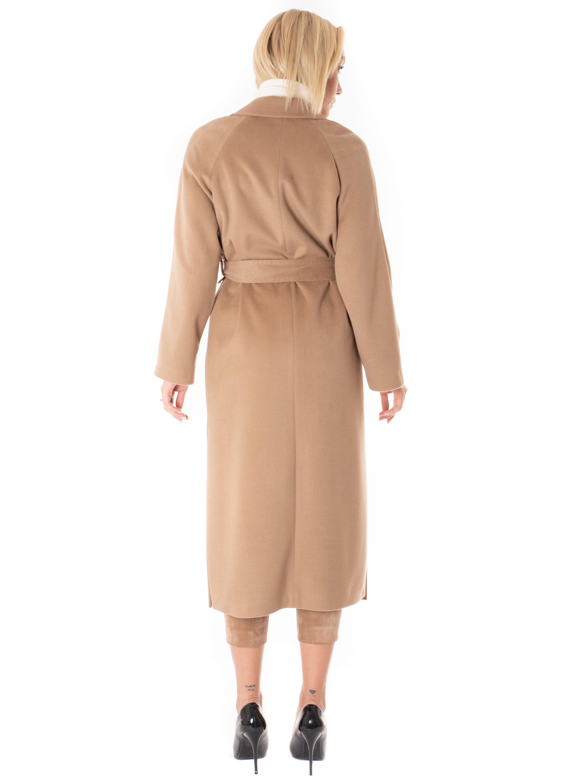 cappotto lungo  MARTA MARZOTTO | 050211CAMMELLO
