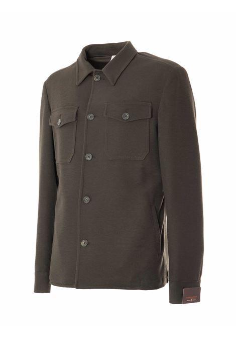 giacca/camicia in maglia GABARDINE | GABCAMYCOL.91