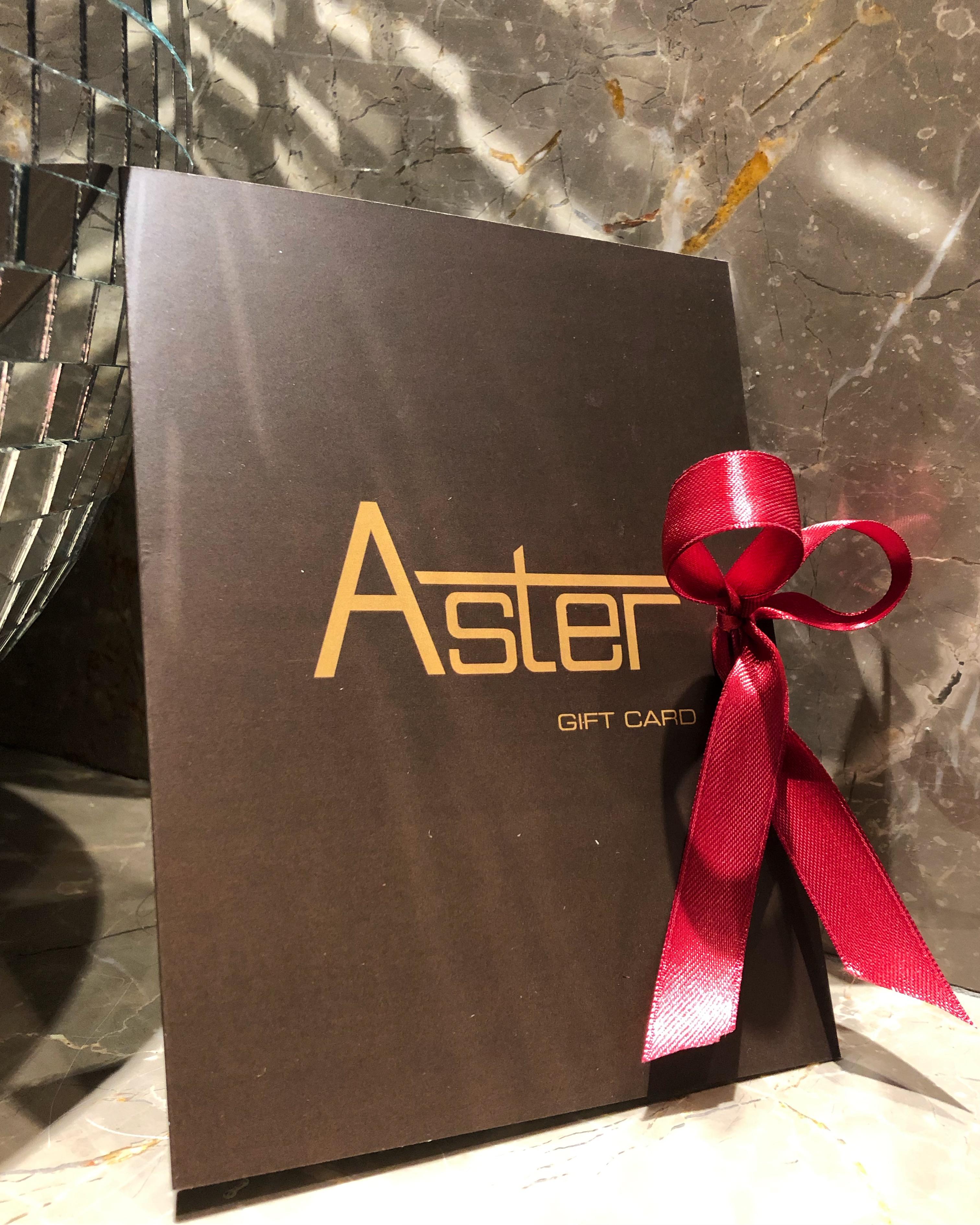 ASTER GIFT | 5032419 | GIFT150150
