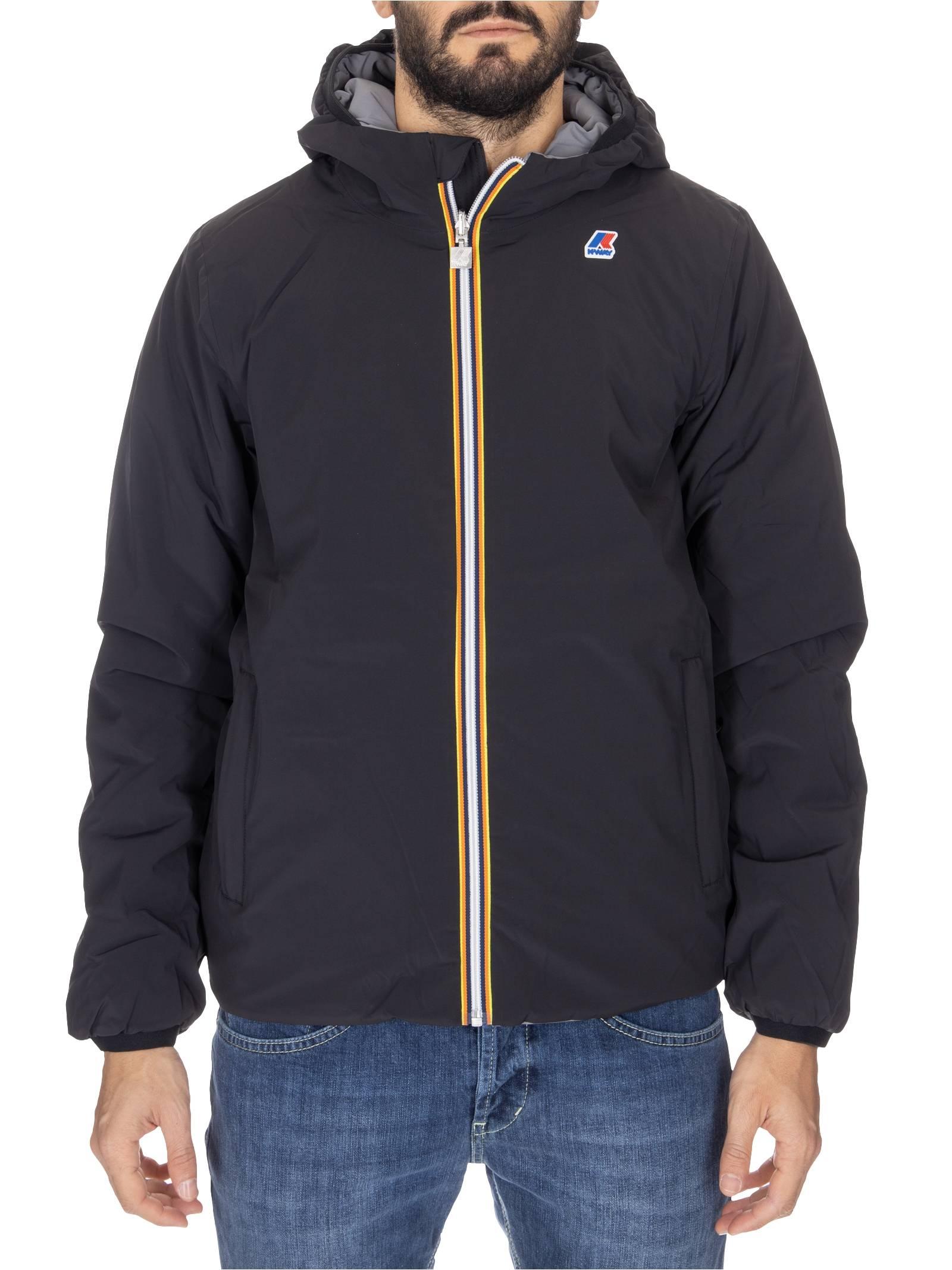 Jacket reversible K-WAY K-WAY | -276790253 | K111JKWA3G