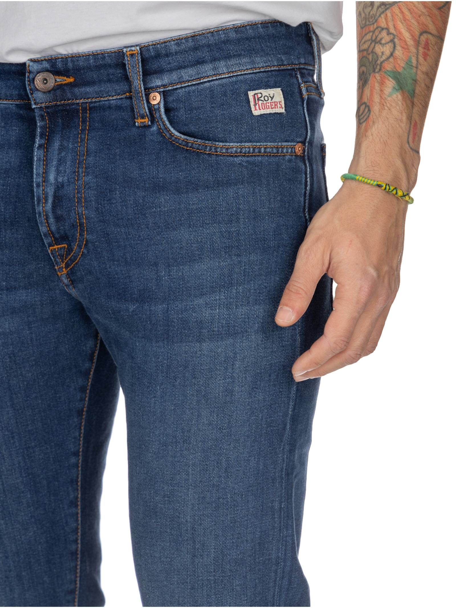 Jeans Roy Rogers ROY ROGERS | 24 | A20RRU075D0081522