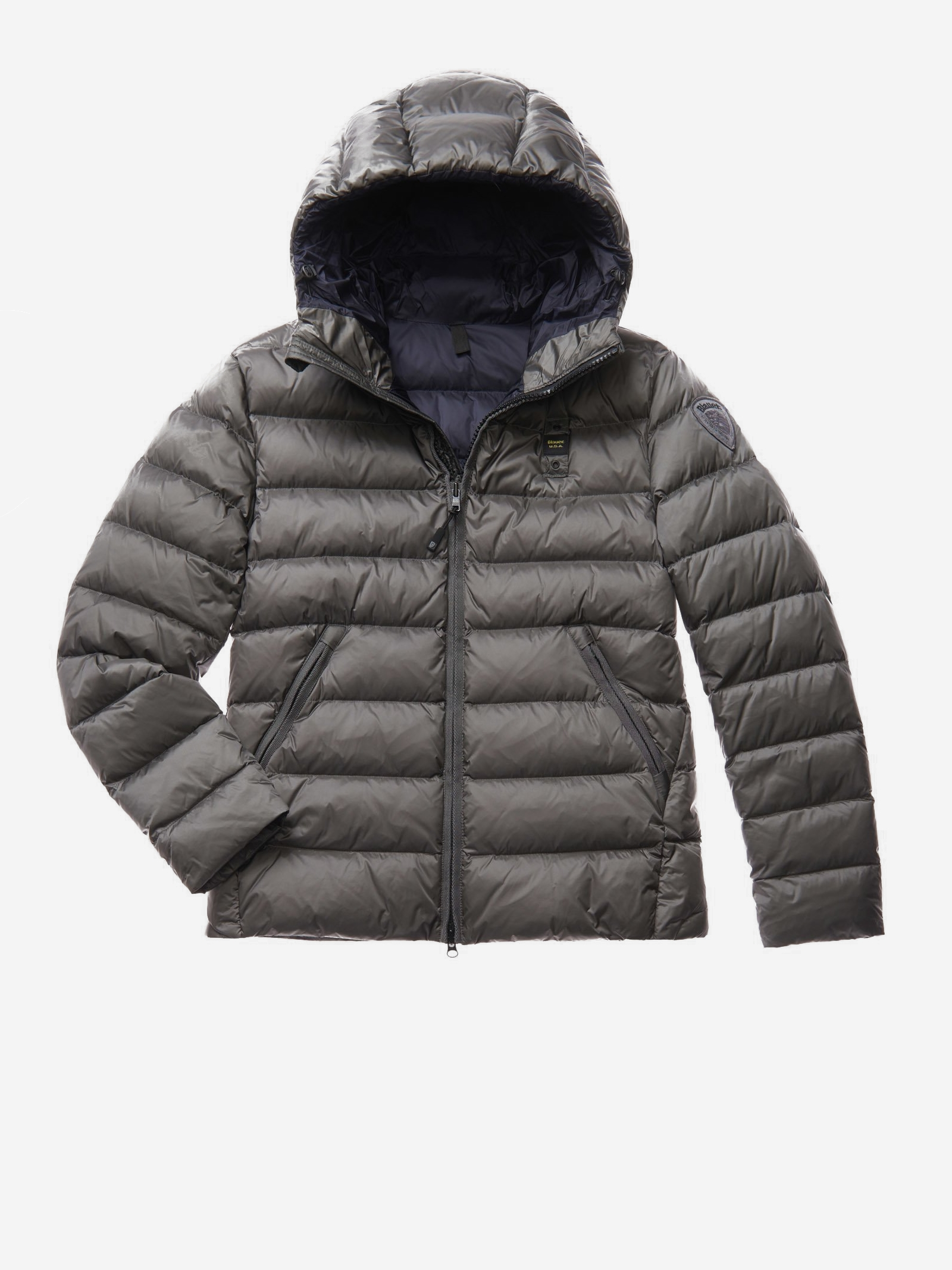 Jacket Piuma Ramon Blauer BLAUER | -276790253 | 21WBLUC03066 006047924NI