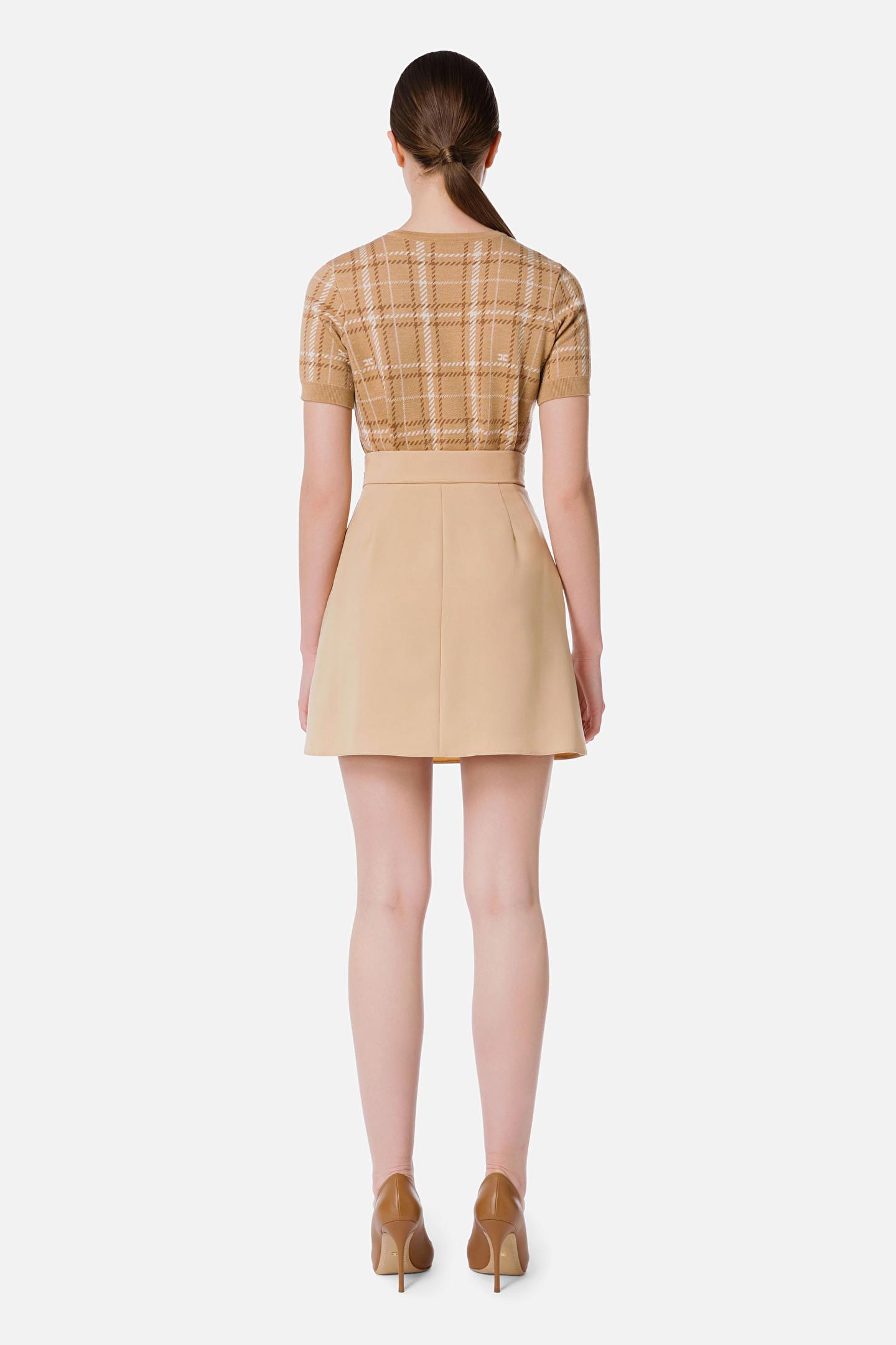 Skirt Elisabetta Franchi ELISABETTA FRANCHI   5032421   GO49016E2043