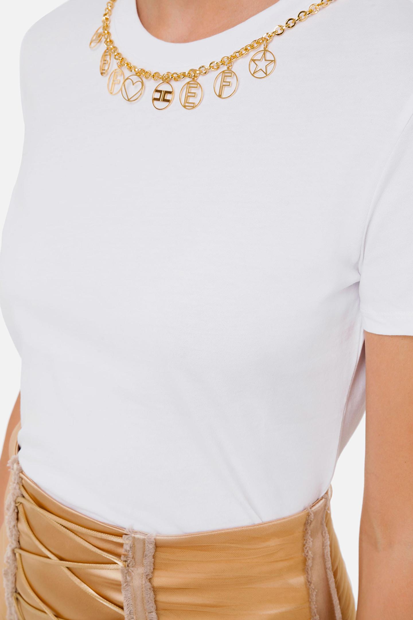 T-Shirt Elisabetta Franchi ELISABETTA FRANCHI | 1 | MA20316E2270