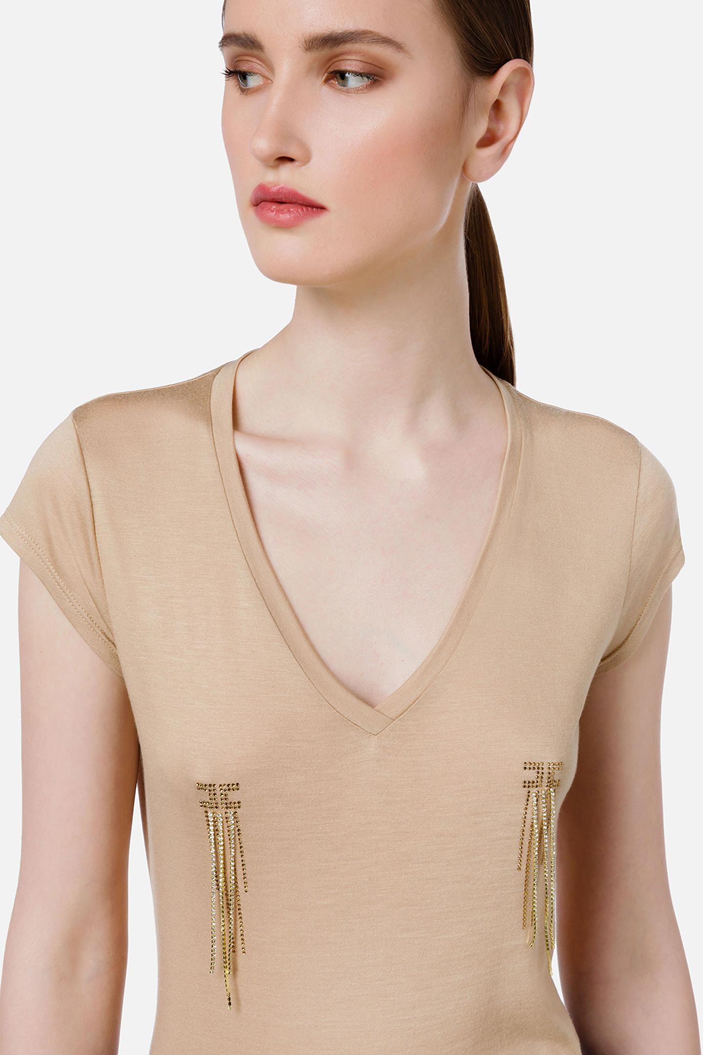 T-Shirt Elisabetta Franchi ELISABETTA FRANCHI | 1 | MA21316E2043