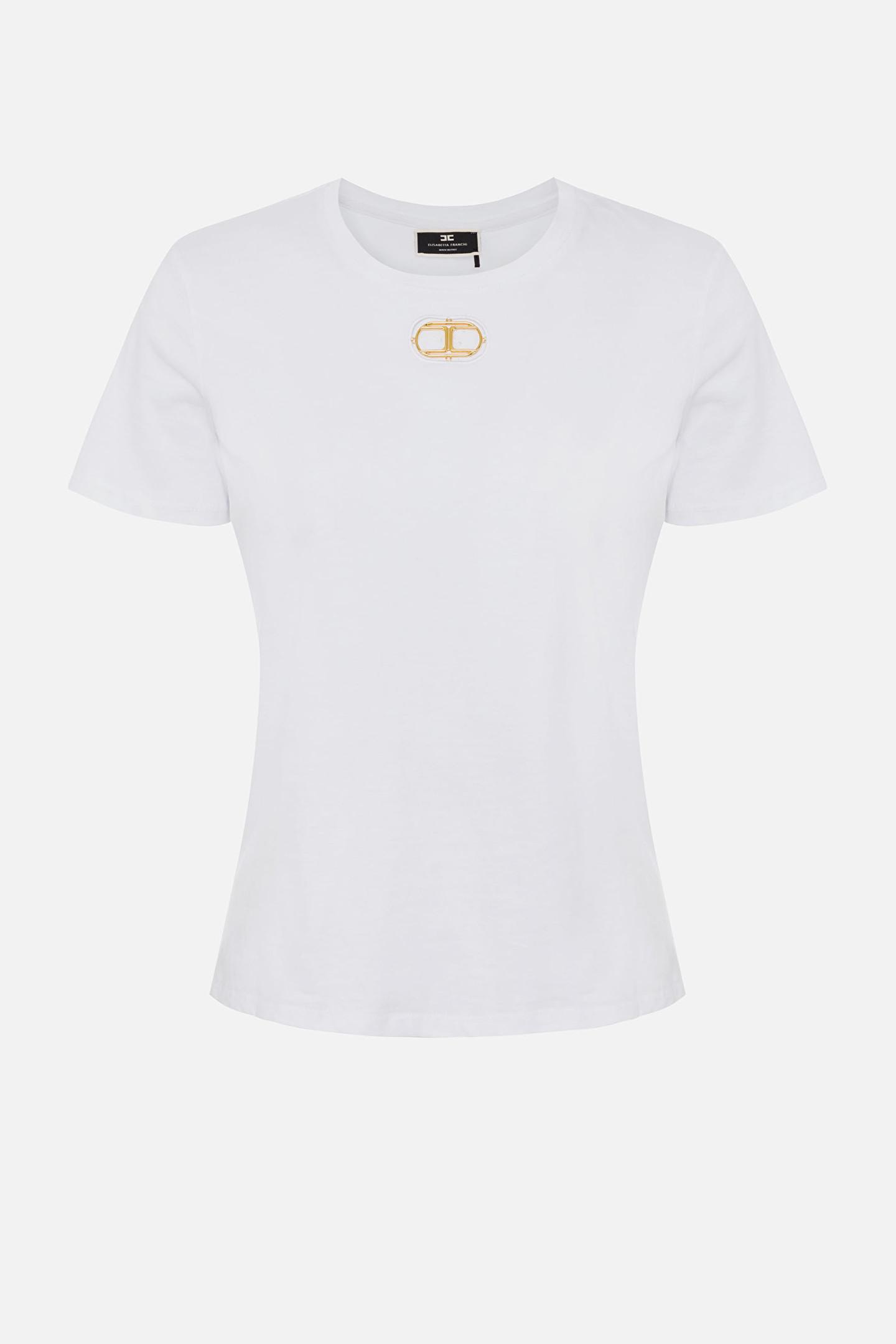 T-Shirt Elisabetta Franchi ELISABETTA FRANCHI | 1 | MA26N16E2270