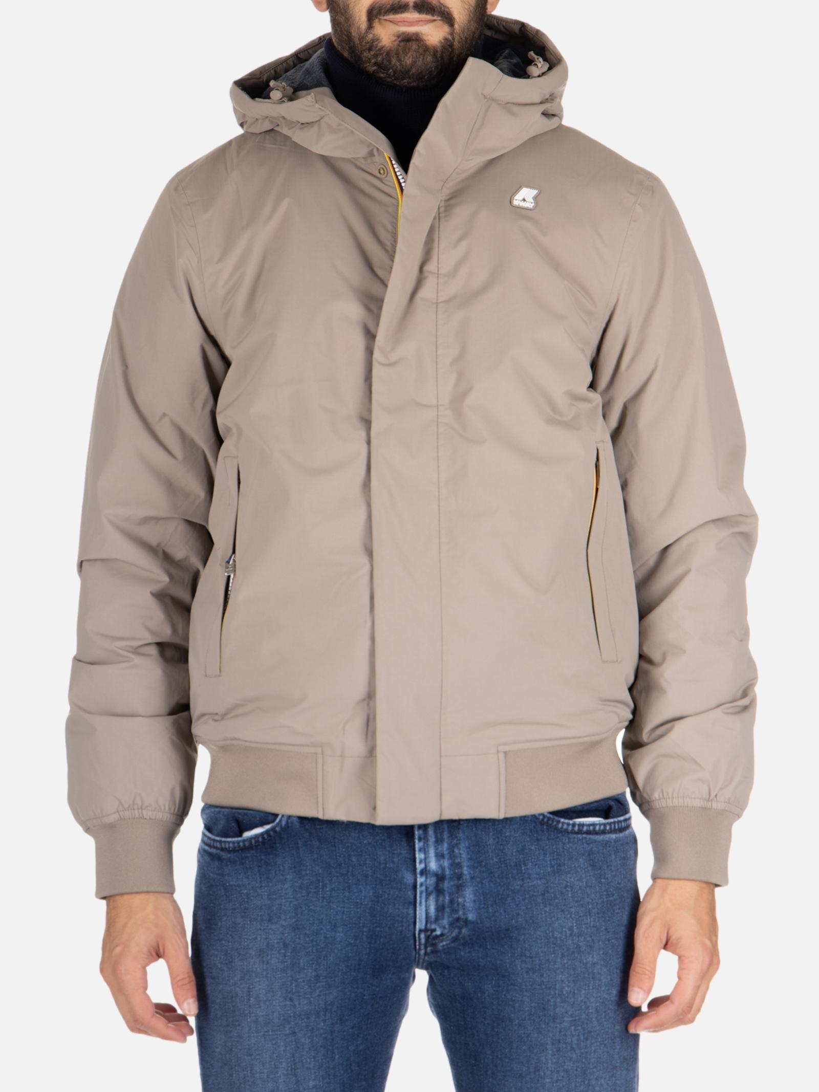 Jacket Justin Ripstop Marmotta K-WAY K-WAY | -276790253 | K111FLWAA2