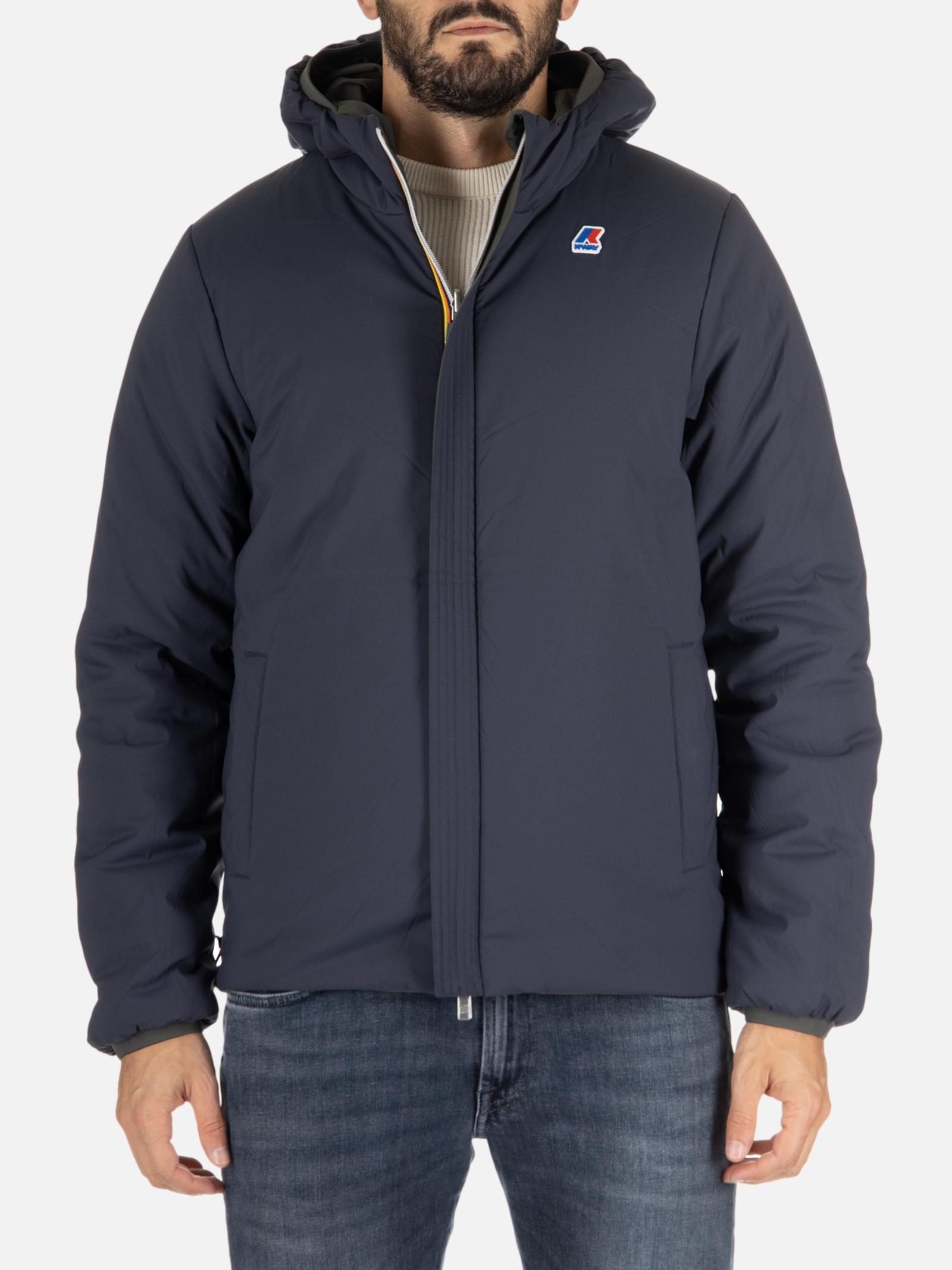 Jacket Jaques Reversible K-WAY K-WAY | -276790253 | K111JKWA3W