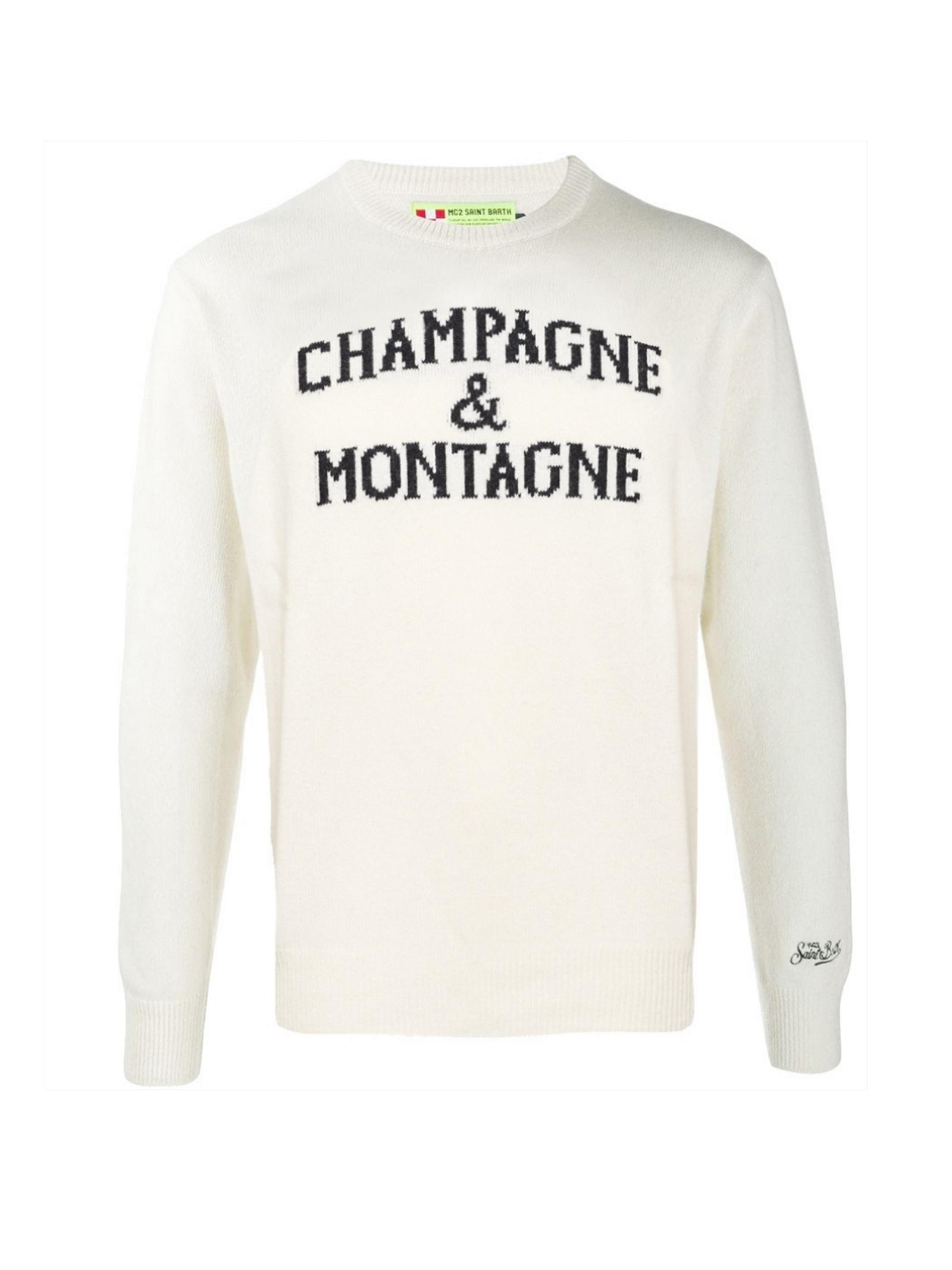 Pullover Champagne & Montagne MC2 Saint Barth MC2  SAINT BARTH   1   MNCH1010