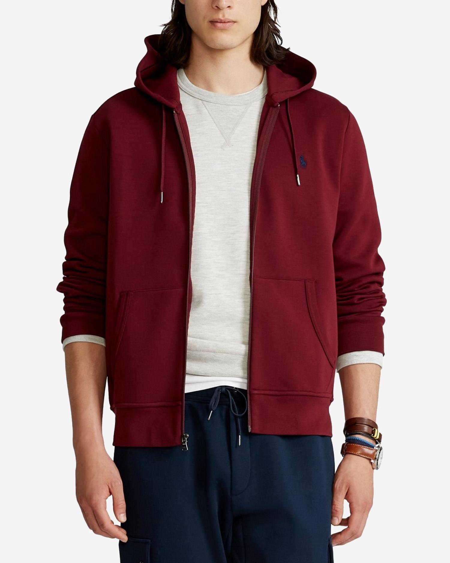 Sweatshirt Zip Polo Ralph Lauren POLO RALPH LAUREN | -108764232 | 710652313026
