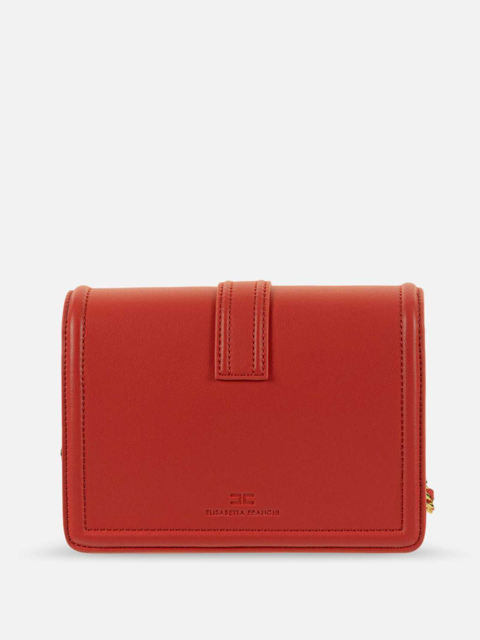 Small shoulder bag Elisabetta Franchi ELISABETTA FRANCHI | 5032286 | BS06A11E2620