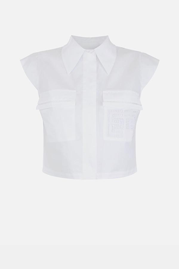 Camicia Elisabetta Franchi ELISABETTA FRANCHI | 5032417 | CA30711E2100