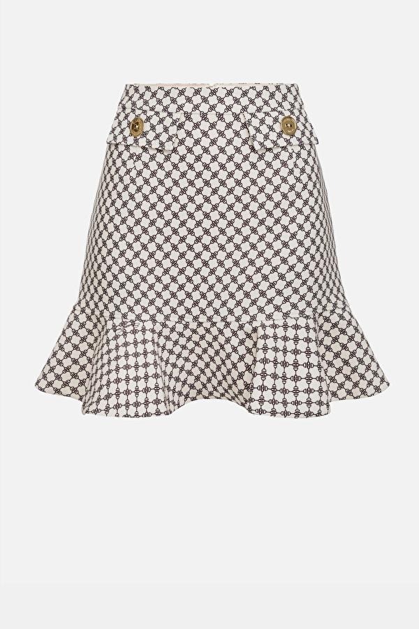 Mini skirt Elisabetta Franchi ELISABETTA FRANCHI | 15 | GO44711E2E84