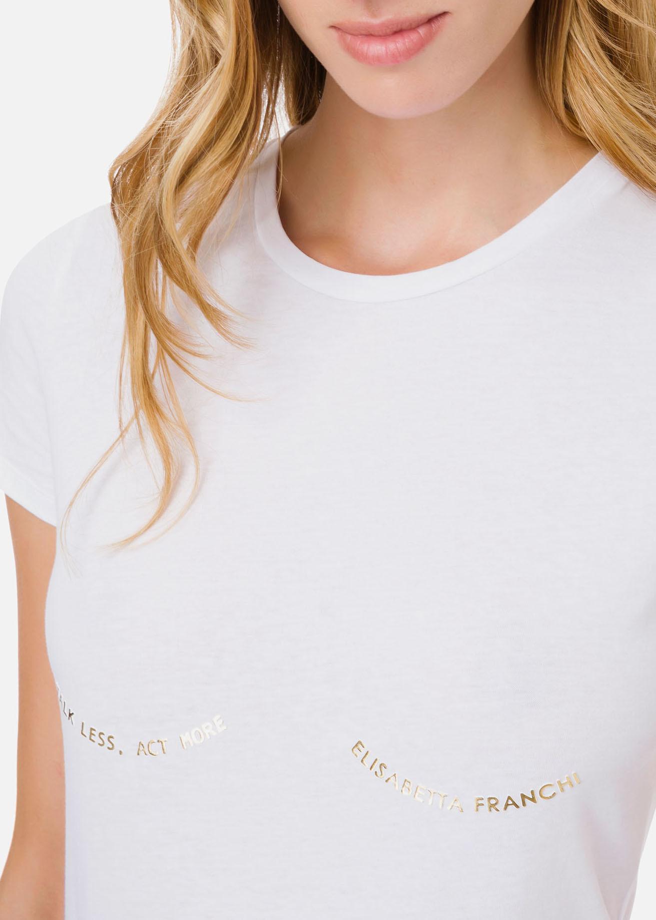 T-Shirt Elisabetta Franchi ELISABETTA FRANCHI | 1 | MA20211E2270