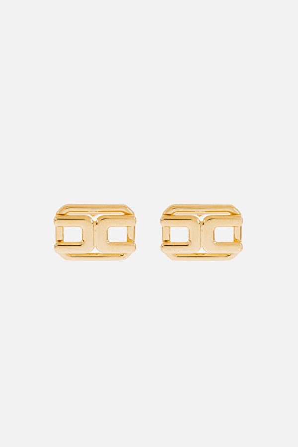 Light gold earrings Elisabetta Franchi ELISABETTA FRANCHI | 48 | OR03A11E2U95
