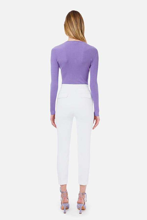 Skinny trousers Elisabetta Franchi ELISABETTA FRANCHI | 9 | PA37511E2360