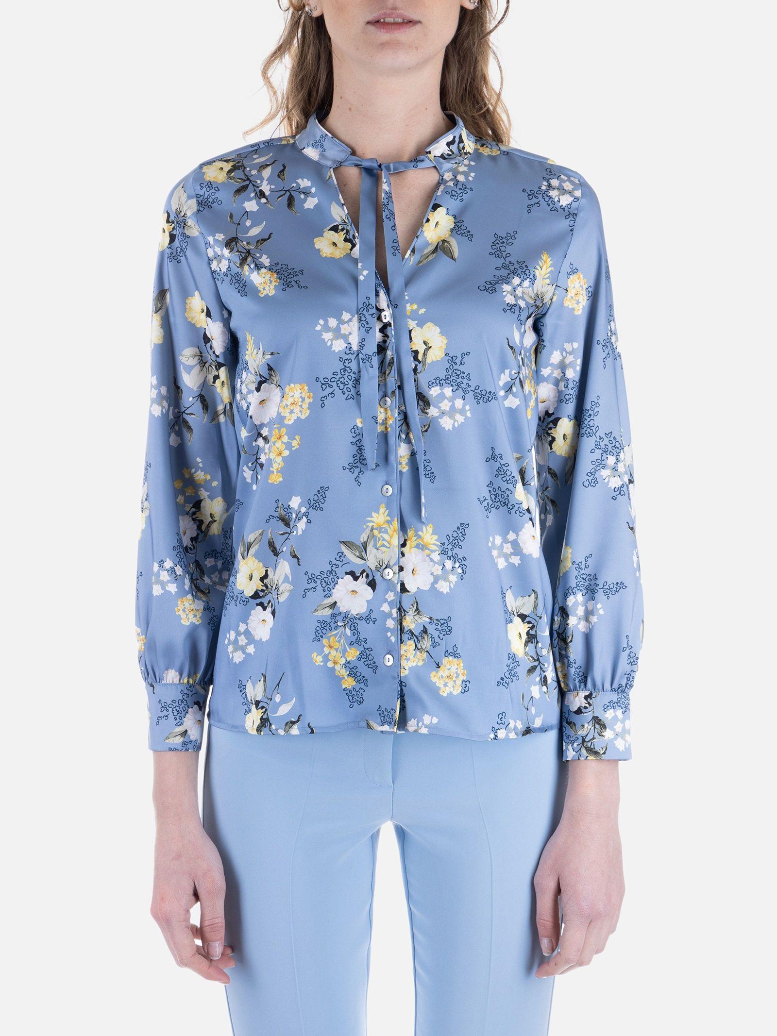Shirt I BLUES I BLUES | 5032428 | FLORES002