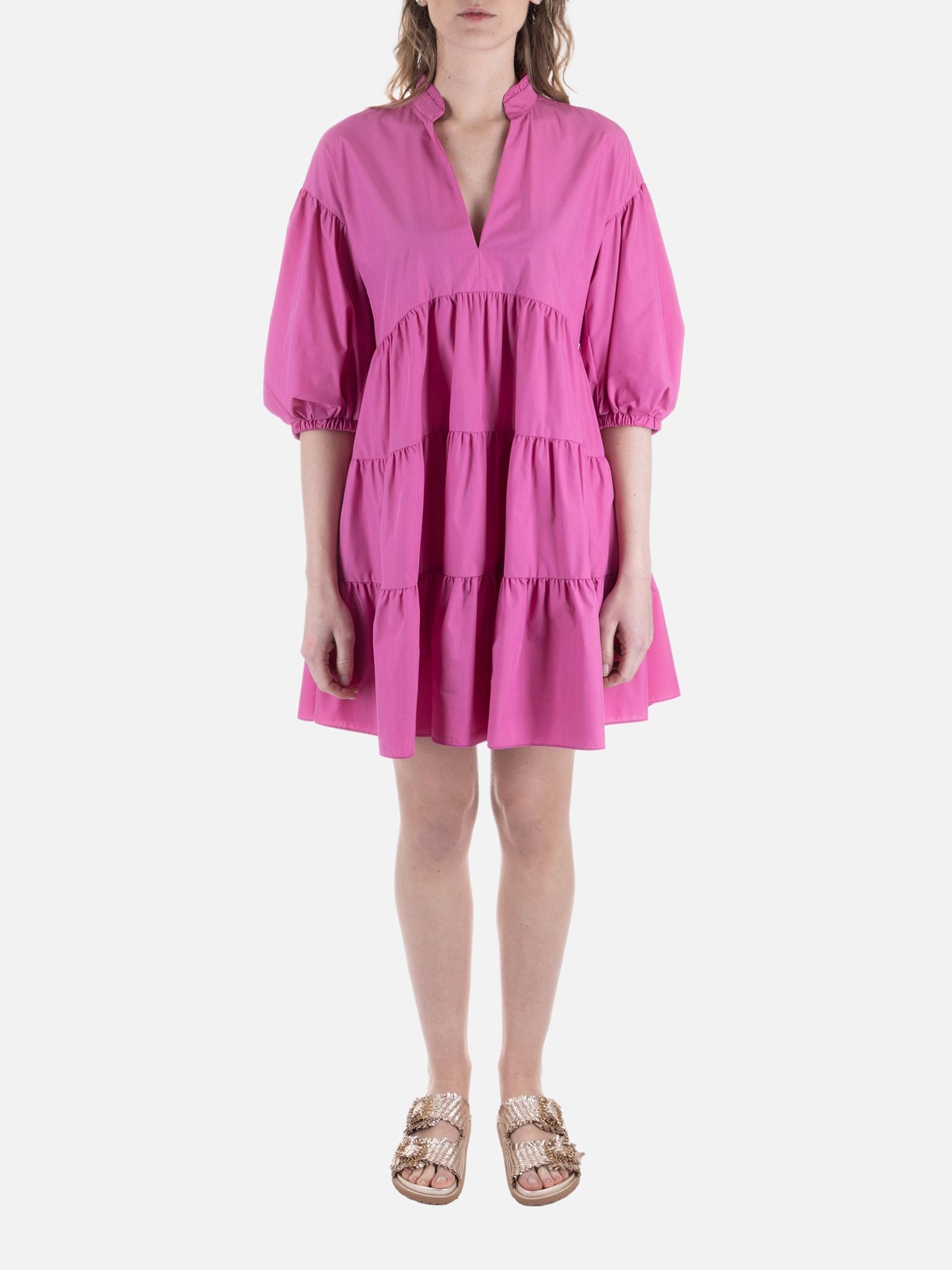 Dress I BLUES I BLUES | 5032427 | LORETTA005